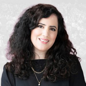 נעמה לזימי חברת מועצת העיר - עיריית חיפה